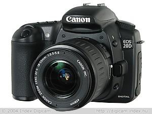 Canon EOS-20D