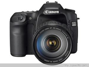 Canon EOS-40D