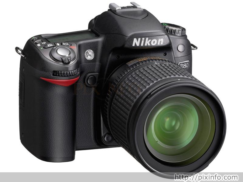Купить фотоаппарат nikon d80 6