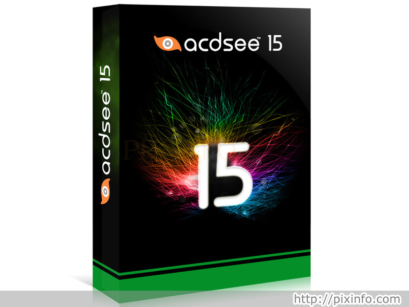 ACDSee 15 Educational or Government. Каталог.