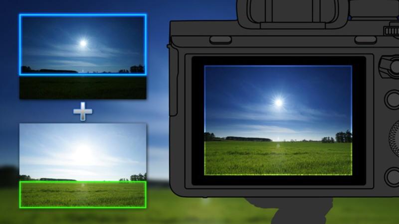 Sony giới thiệu ứng dụng máy ảnh thay thế bộ lọc ND - 105131
