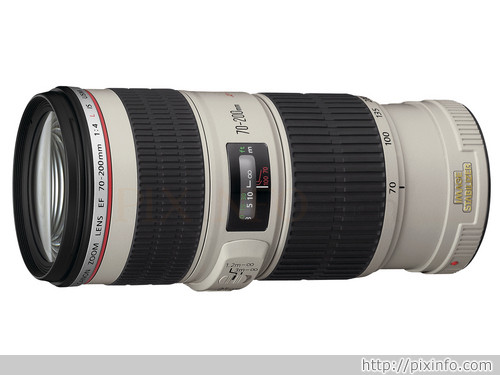 Canon EF 70-200mm/F4 L IS USM