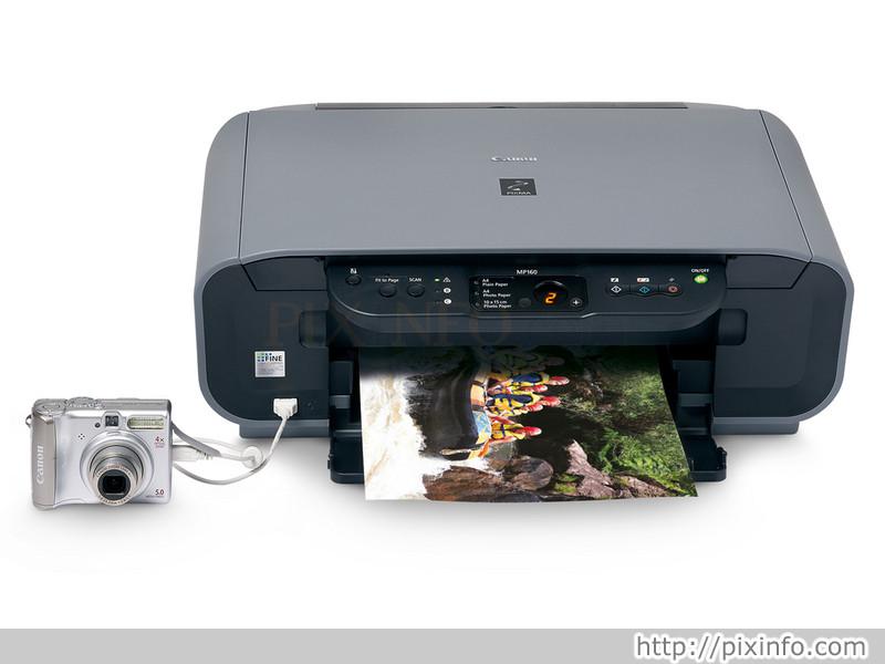Драйвер Сканер Canon Solutions