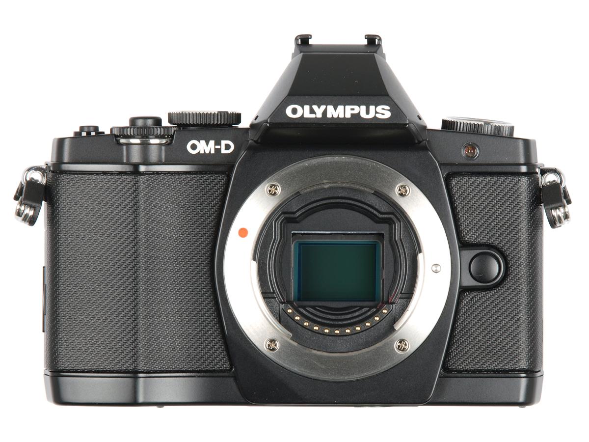 Kipróbáltuk: Olympus OM-D E-M5