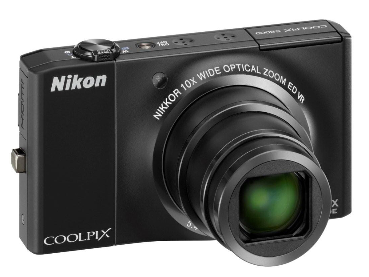 NIKON COOLPIX S8100 User Manual