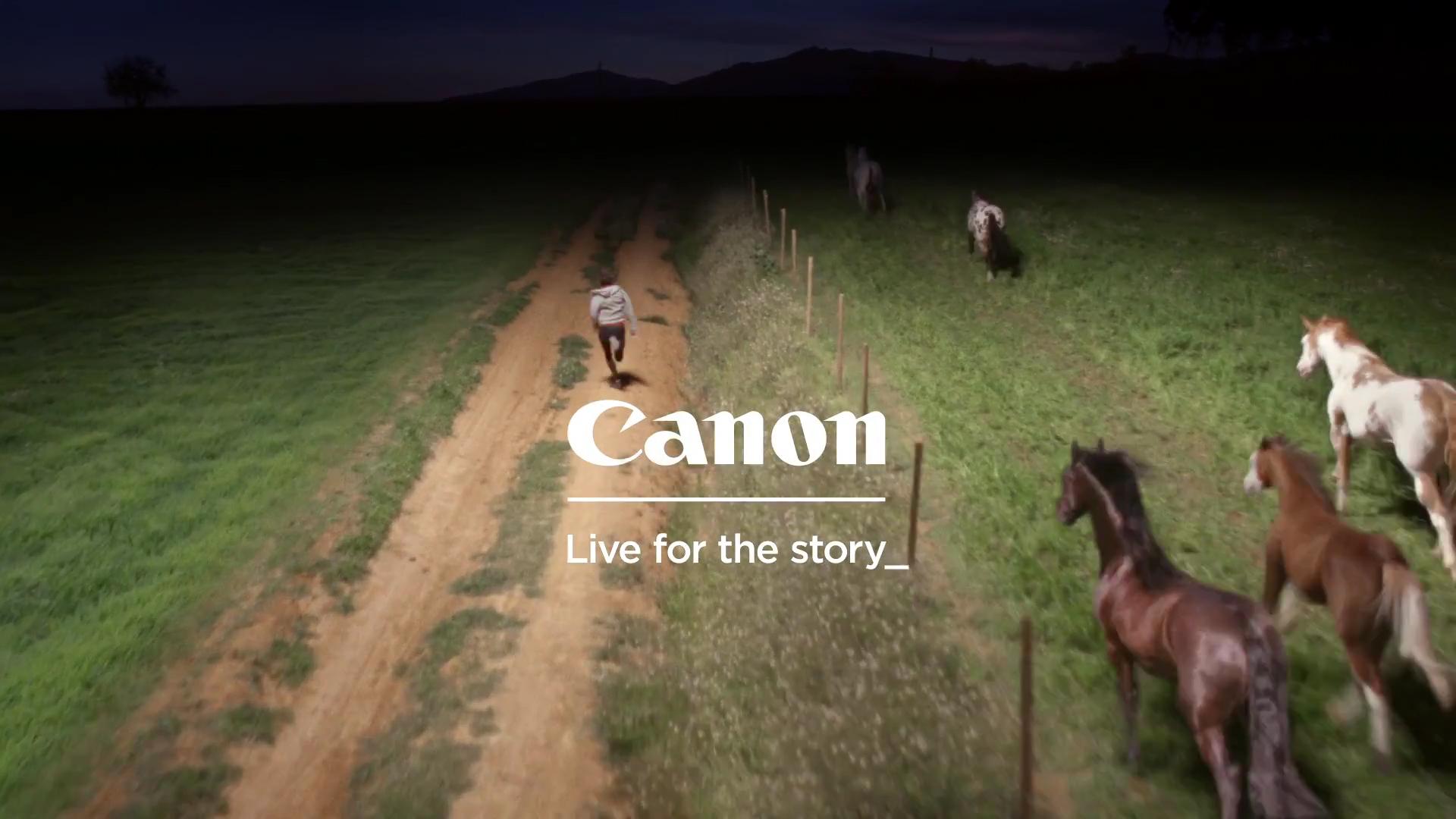 """Képtalálat a következőre: """"canon """"Live for the story"""""""""""